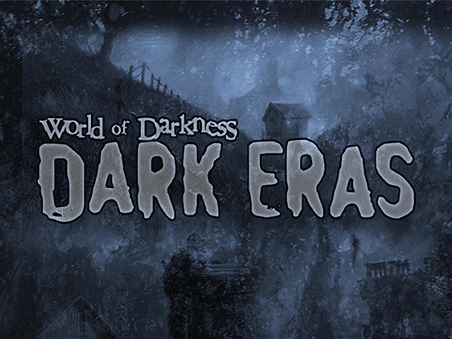 Spoilers! Dark Eras – Mago e Lobisomem Neolítico